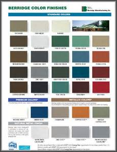 pac clad color chart abc aluminum color chart pictures to pin on