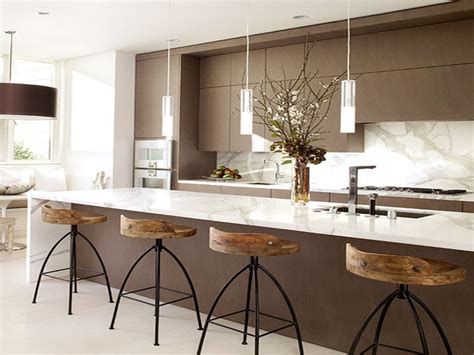 kitchen island with barstools how to choose the kitchen counter stools theydesign net theydesign net