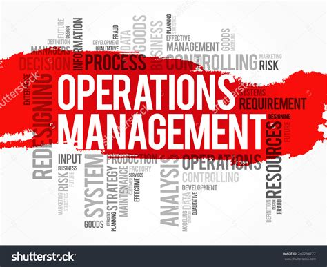 operation management operations tactical guide sumit s blog