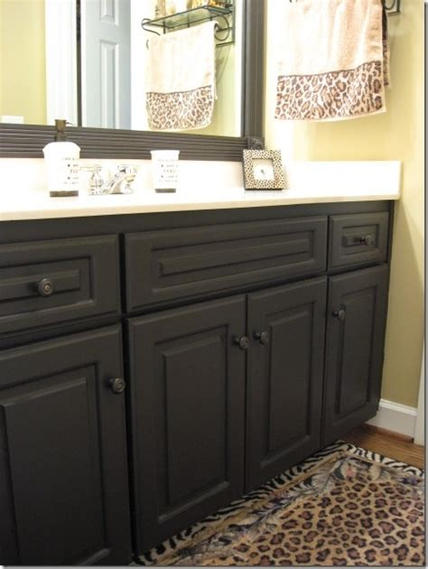 painting over laminate cabinets primer paint laminate cabinets mom s house bathroom