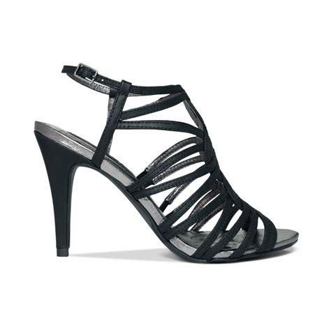 Strappy Heel black strappy sandal heels www pixshark images