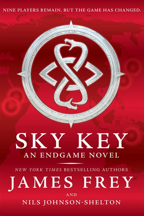 frey s endgame sequel cover revealed