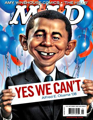 mad magazine obama cover the steel deal
