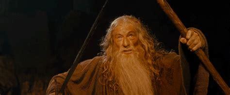 gandalf actor you shall not pass ian mckellen to students you shall not pass video