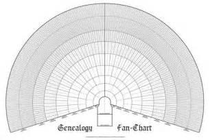family tree fan template free family tree fan chart template