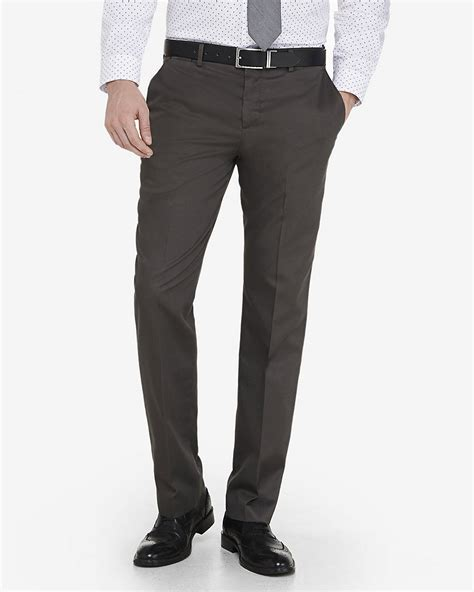 S Slim Pant slim photographer non iron dress pant express