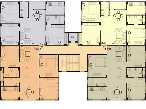Ideas : Residential Floor Plans Designs With Typical Style