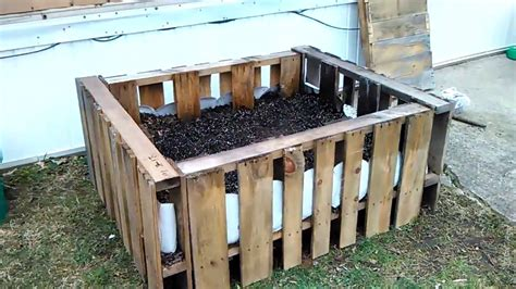 making out in bed making raised garden beds out of pallets home outdoor