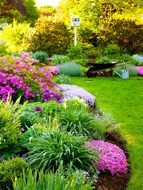 invisible flower bed edging ideas  dont wanna