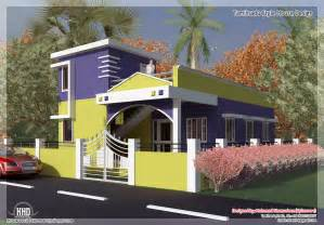 Tamilnadu Home Kitchen Design by 875 Sq Feet 2 Bedroom Single Floor Home Design A Taste