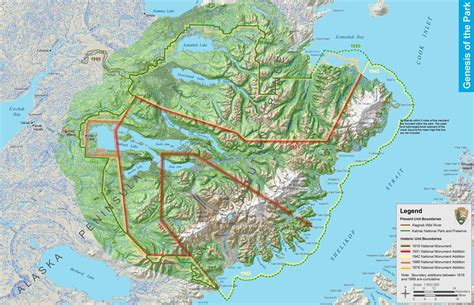 on map katmai maps npmaps just free maps period