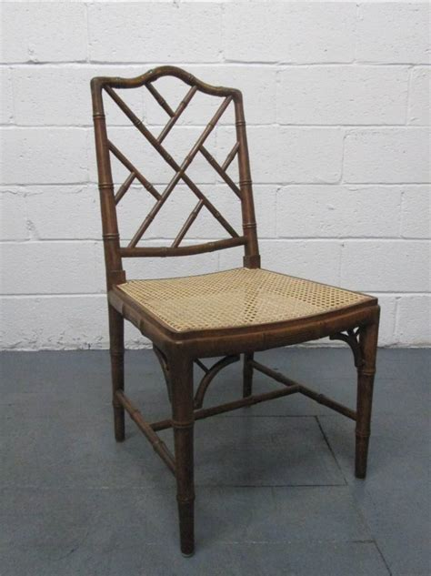 chinese chippendale chair at 1stdibs 4 faux bamboo chinese chippendale style chairs at 1stdibs