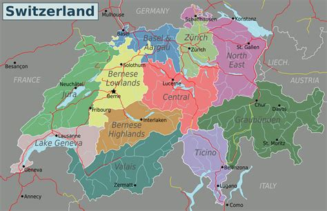 map of switzerland cities file switzerland map png wikimedia commons