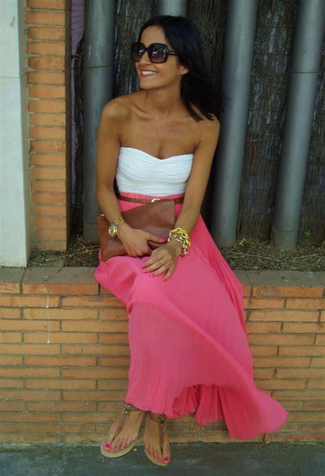 ways  wear  maxi skirt  summer
