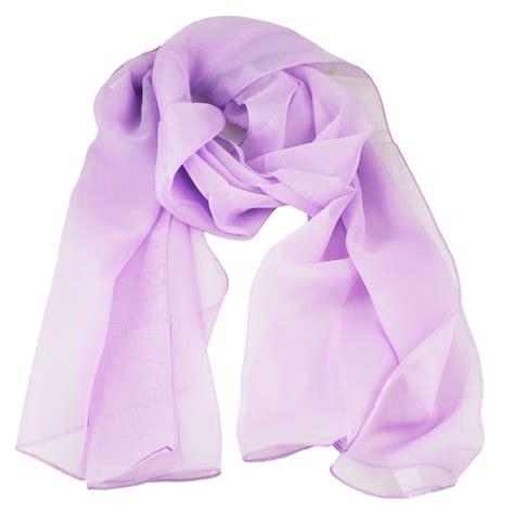Plain Chiffon Scarf plain lilac chiffon scarf from ties planet uk