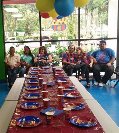 messi themes jar fc barcelona soccer birthday party ideas photo 8 of 20