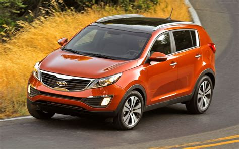 Kia Spotage 2012 Kia Sportage 2012 Widescreen Car Pictures 12 Of 56