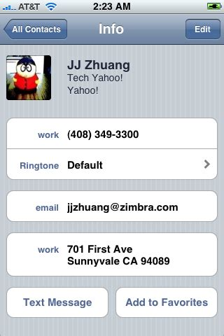 zimbra for mobile zimbra mobile for iphone zimbra