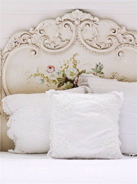 floral headboard 42 cute feminine headboards that create an ambience in a