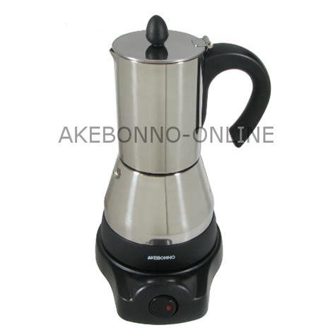 Pembuat Kopi Moka Pot Coffee Maker Akebonno coffee tea maker