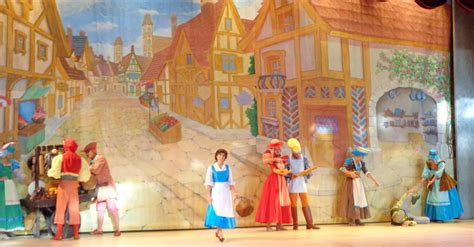 beauty and the beast village beauty and the beast village background siudy net