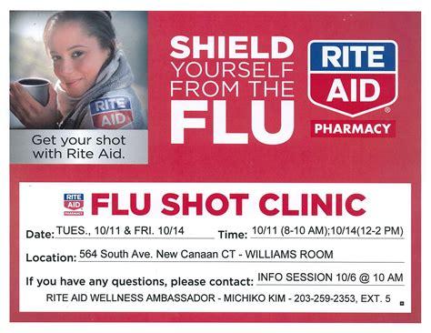 Flu Shot Clinic Flyer Template