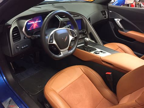 corvette stingray interior 2016 corvette stingray z51 0 60 mph performance review