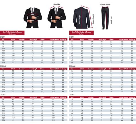 Slimfit Blazer Comb New Sk 117 Heusen Fit Guide Size Chart Heusen Australia