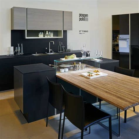 Porsche Design Kitchen Poggenpohl Porsche Design Kitchen Concept P7350 P 7350