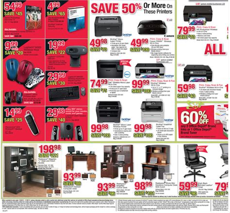 office depot black friday ad black friday ads 2016