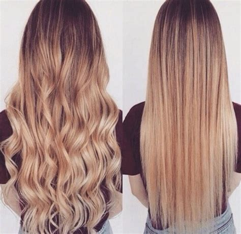 hairstyles blonde tumblr straight hair on tumblr