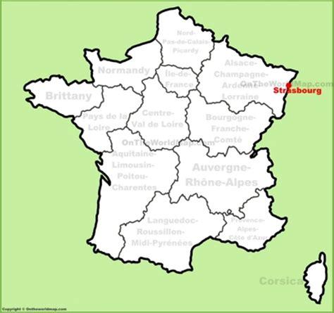 strasbourg maps | france | maps of strasbourg