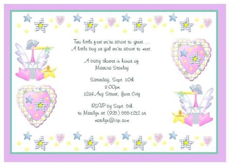 Baby Shower Thank You Wording In by Baby Shower Thank You Wording Sles Notes Ideas Baby
