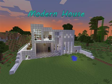 minecraft house download minecraft modern house download minecraft project