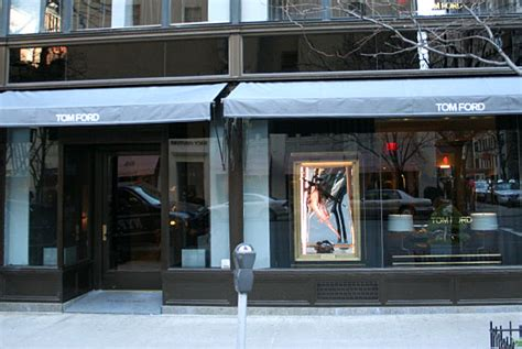 tom ford store nyc tom ford shopping in new york city citytour