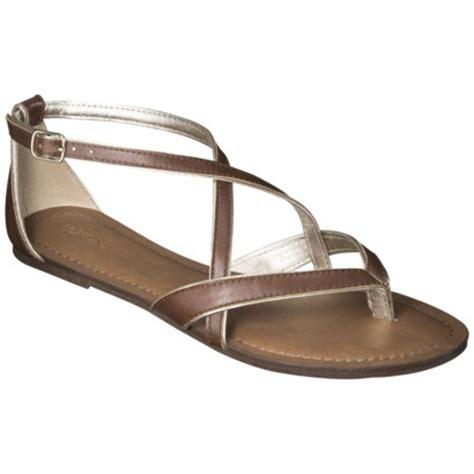 target womens sandals s merona 174 emily sandals assorted colors target