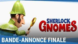 regarder sherlock gnomes (2018) film en ligne streaming