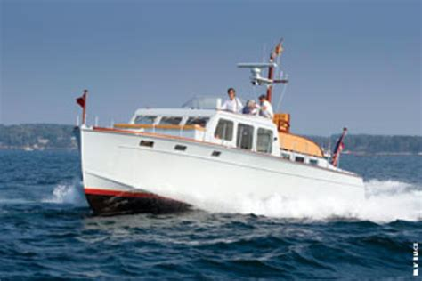soundings boats for sale a 1950s boat with 21st century power soundings online