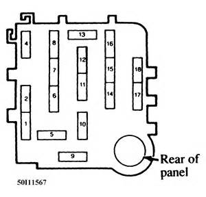 2006 mazda b2300 fuse panel diagram 2006 free engine image for user manual