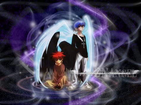 imagenes anime de angeles fondos de angeles estilo anime im 225 genes taringa
