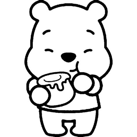 imagenes bonitas para dibujar de winnie pooh cartoon critters disney cuties coloring pages found on