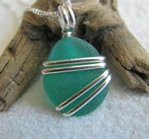 how to make sea glass jewelry www galleryhip com the