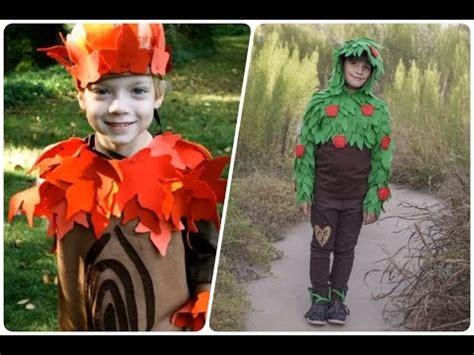 disfraz arbol youtube disfraces de arboles para ni 241 os halloween youtube