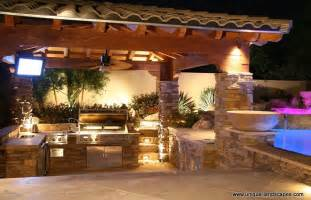 backyard designs with pool and outdoor kitchen backyard with pool and outdoor kitchen landscaping gardening ideas
