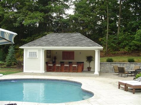 backyard pool houses best 25 pool house plans ideas on pinterest guest house
