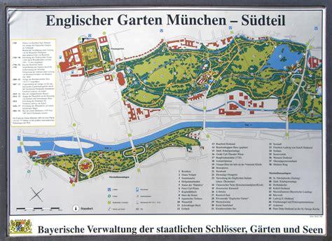 Englischer Garten München Plan by Zielone Płuca Monachium Pics From Trips