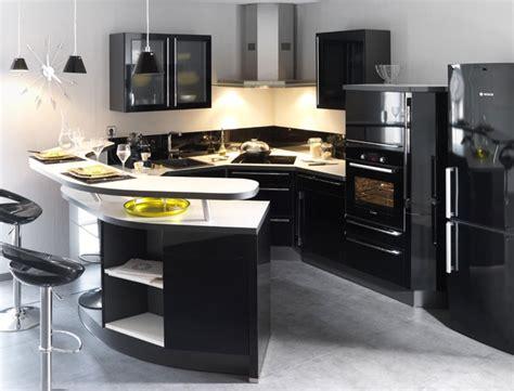 cuisine 駲uip馥 petit espace ilot central cuisine conforama 12 deco cuisine moderne