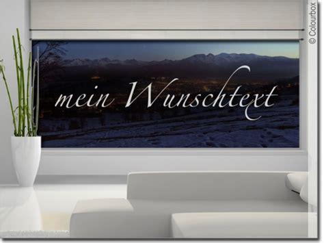 Aufkleber Gestalten Einzelst Ck by Glastattoo Mit Wunschtext Aufkleber Selbst Gestalten