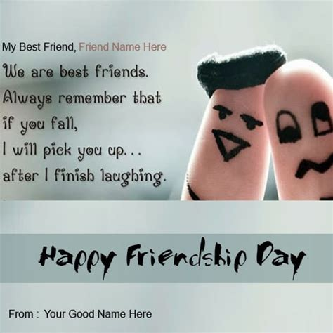 day best friend quotes happy friendship day quotes for best friends with name edit