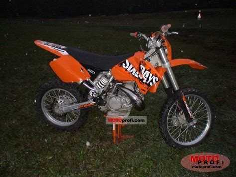 2003 Ktm 200 Exc Specs Ktm 200 Exc 2003 Specs And Photos